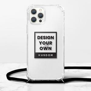 iPhone 12 Pro Max 掛繩透明軟殼