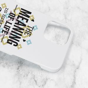 カスタムステッカーiPhone 13 Pro Glossy Case