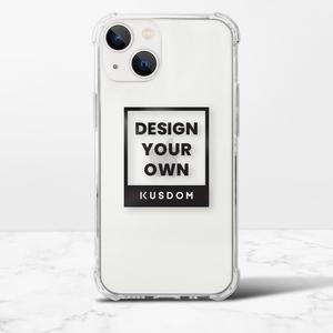 iPhone 13 Clear Bumper Case(TPU soft case)