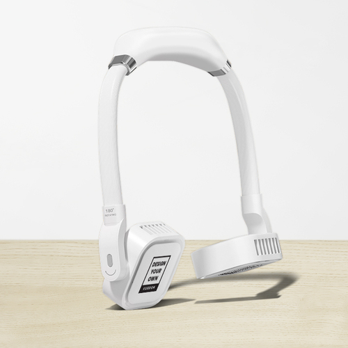 Hang-on-neck Style Fan