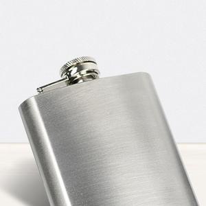 日式不鏽鋼酒壺, 4oz