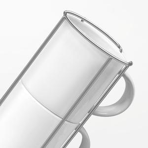 雙層陶瓷疊杯, 9oz