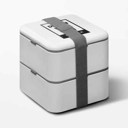雙層耐熱日式餐盒