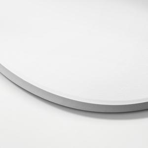 圓形陶瓷吸水杯墊(4件装)
