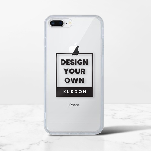 iPhone 8 Plus Clear Case