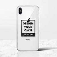 iPhone Xs 透明壳