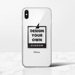iPhone Xs Clear Case