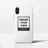 iPhone X TPU Dual Layer Case
