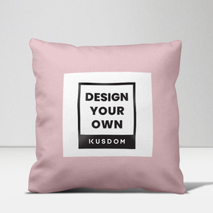 "Square Throw Pillow  16"" x 16"""
