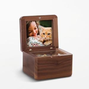 Wooden Music Box (Small)