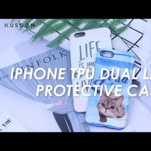 iPhone 7 Plus TPU Dual Layer Protective Case