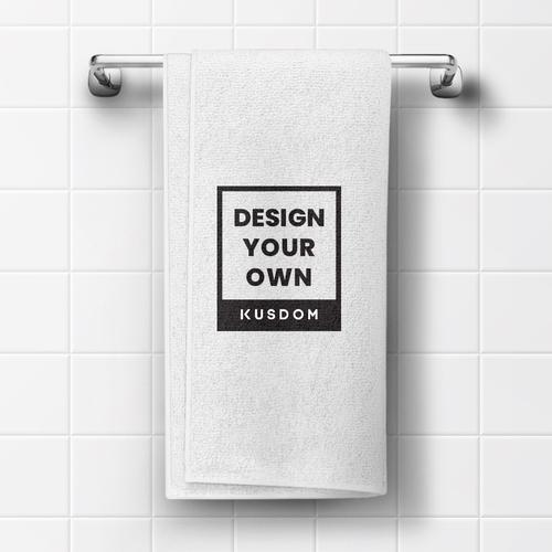 "Bath Towel 39""x14"""