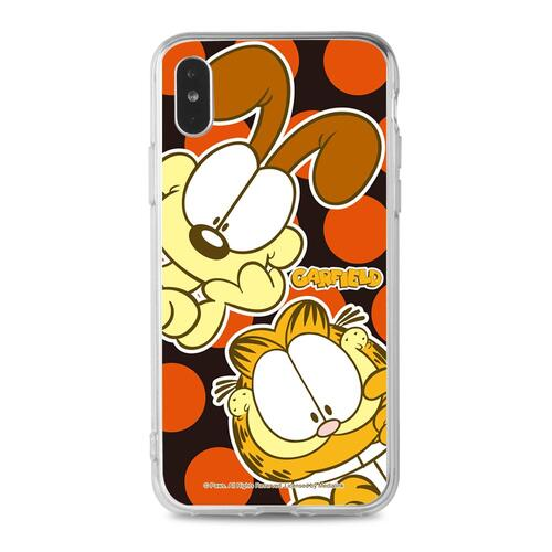 Garfield Clear Case
