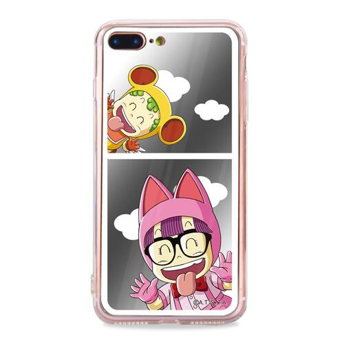 Dr. Slump Mirror Jelly Case