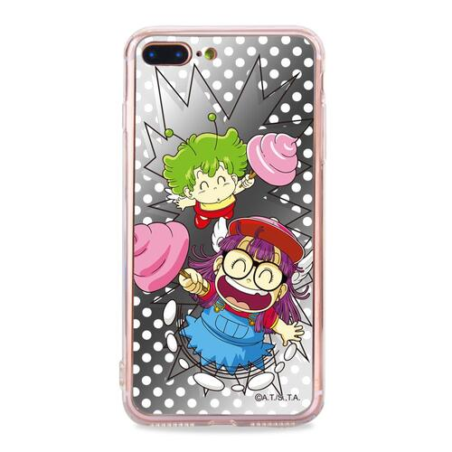 Dr. Slump ARALE Mirror Jelly Case