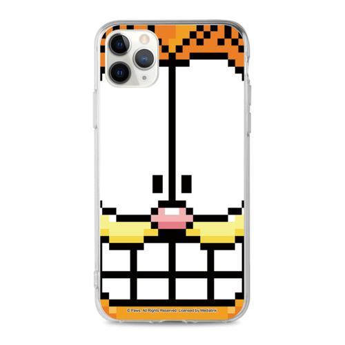 Garfield Clear Case