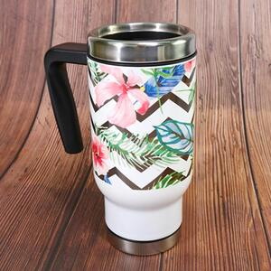 Stainless Steel Travel Mug, 16oz