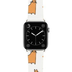 Apple Watch Leather Watch Band  (38mm/40mm)