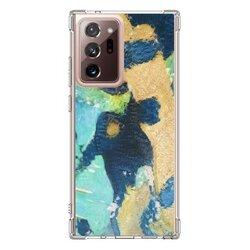 抽象艺术Samsung Galaxy Note 20 Ultra 透明防撞壳(2020 TPU软款)