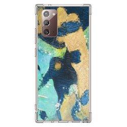 抽象艺术Samsung Galaxy Note 20 透明防撞壳(2020 TPU软款)