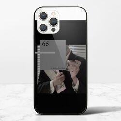 DECADENTiPhone 12 Pro Max 鋼化玻璃殼
