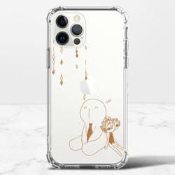 GeGe&Mr.charribi-DAZE iPhone 12 Pro Max 透明防撞殼(TPU軟款)