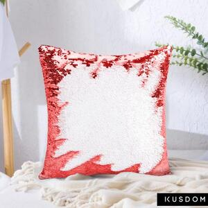 "Magic Sequin Pillow 16"" x 16"""
