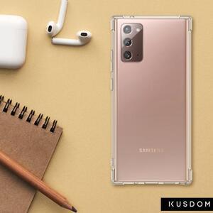 Samsung Galaxy Note 20 Clear Bumper Case(2020 TPU soft case)