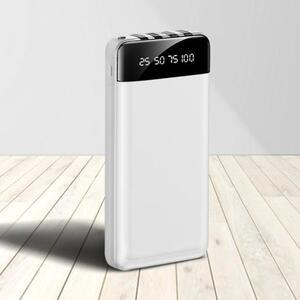 10000mAh Built-in 3 in 1 Digital indicator Power Bank