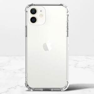 iPhone 12 mini 透明防撞壳(TPU软款)