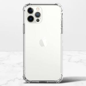 iPhone 12 Pro Max 透明防撞殼(TPU軟款)