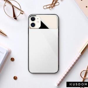 iPhone 11 镜子钢化玻璃壳