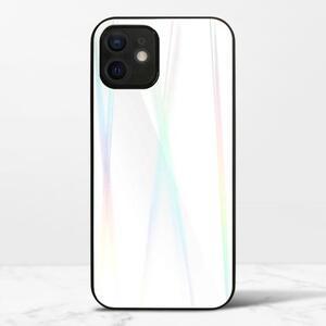 iPhone 12 mini 極光鋼化玻璃殼