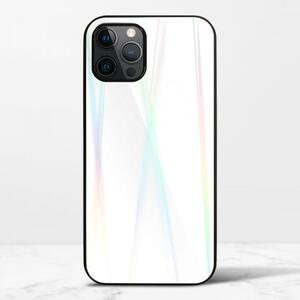 iPhone 12 Pro Max 極光鋼化玻璃殼