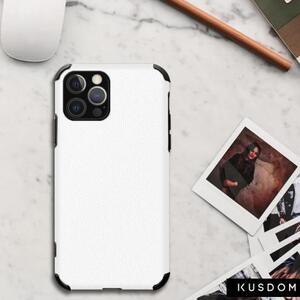 iPhone 12 Pro 皮紋矽膠殼