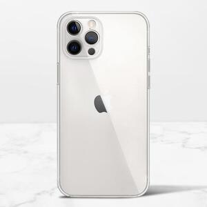 iPhone 12 Pro Clear Case (TPU soft case)