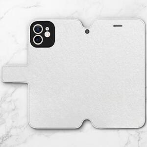 iPhone 12 皮紋翻盖殼