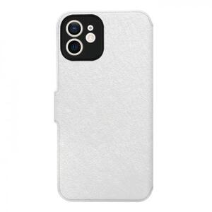 iPhone 12 mini Leather Clamshell Case