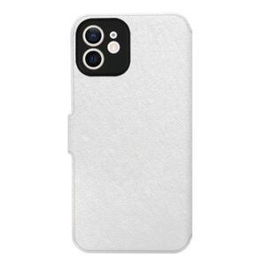 iPhone 12 mini 皮纹翻盖壳