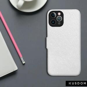 iPhone 12 Pro 皮紋翻盖殼
