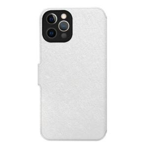 iPhone 12 Pro Max Leather Clamshell Case