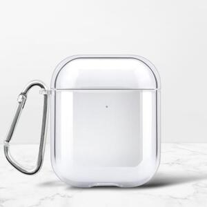 AirPods Case with Keychain Hook