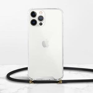 iPhone 12 Pro Max 掛繩透明硬殼
