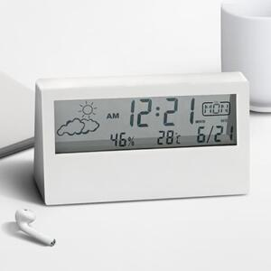 Digital Alarm Clock with Calendar