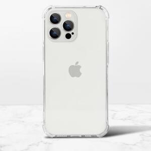 iPhone 13 Pro Clear Bumper Case(TPU soft case)