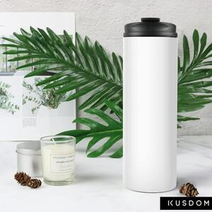 Stainless Steel Thermal Tumbler, 16oz