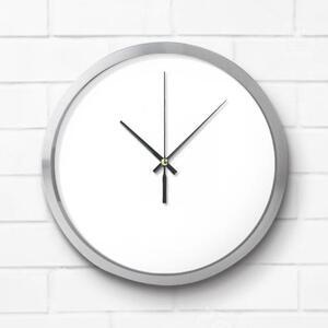 圓形金屬掛牆鐘
