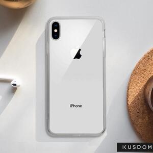 iPhone Xs Max 透明殼
