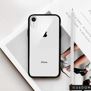 iPhone Xr 透明防撞壳
