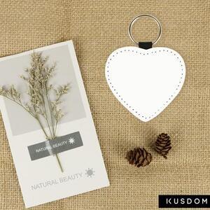 Heart Shaped Keychain
